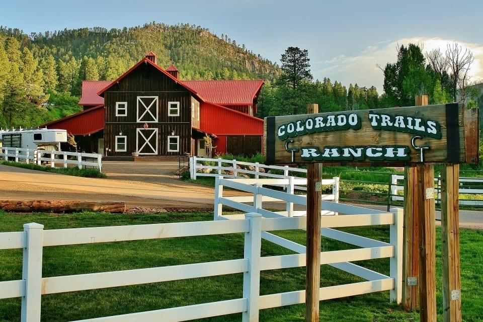 Colorado Trails Ranch Durango Coloraod