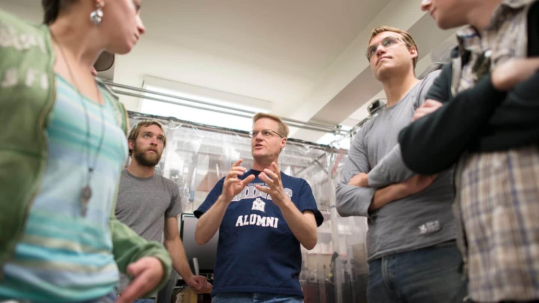 Colorado School Of Mines Microscopy Lab