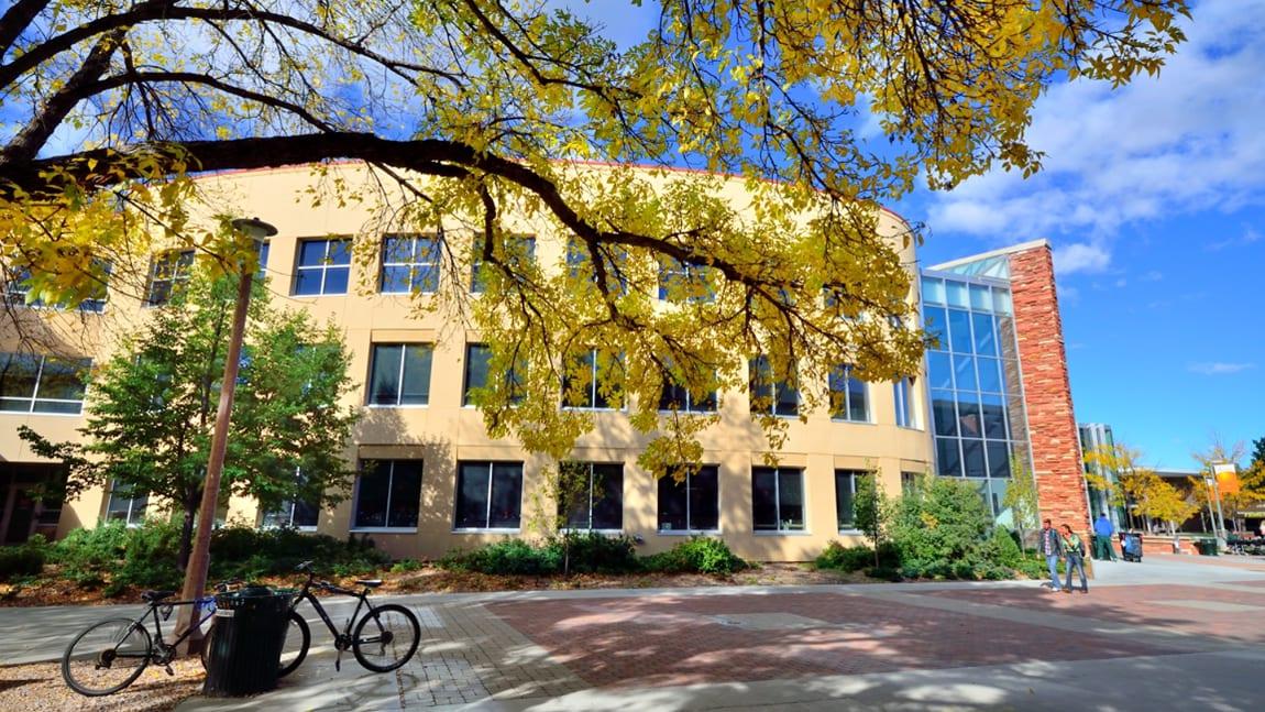 Colorado State University Morgan Library Fort Collins