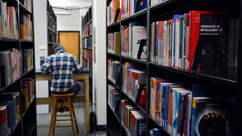 CU Boulder Gemmill Library
