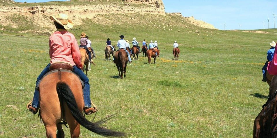 Colorado Cattle Company Guest Ranch Raymer Colorado