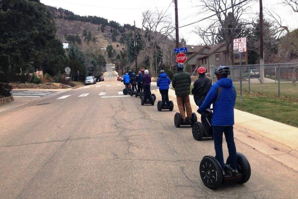 Colorado Segway Tours Boulder