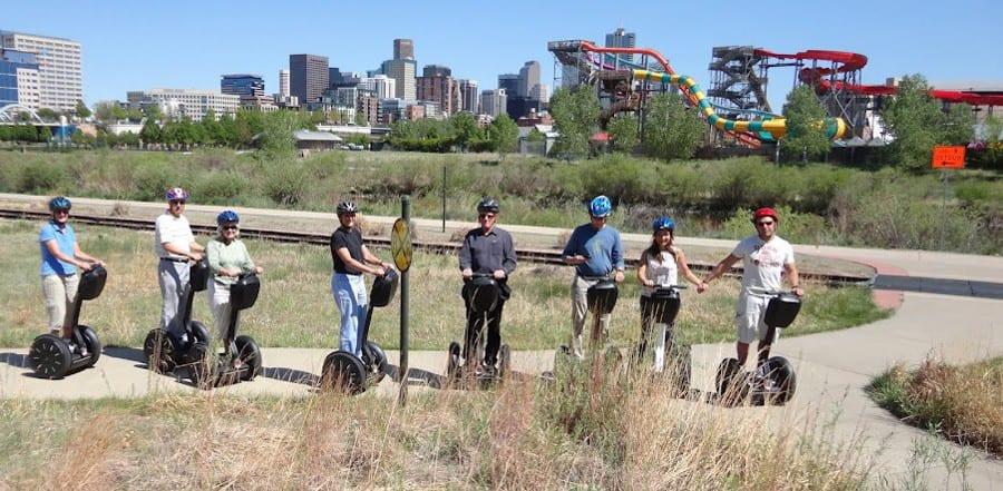 Colorado Segway Tours Denver Cherry Creek