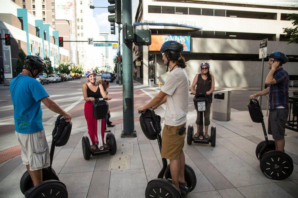Colorado Segway Tours Downtown Denver