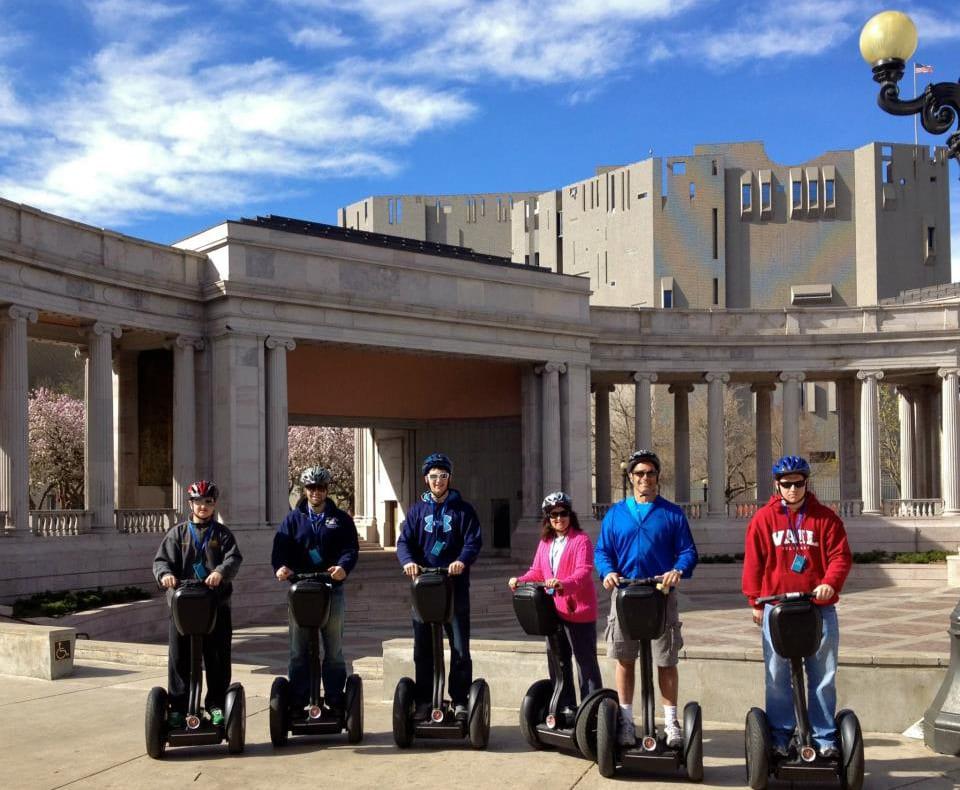 Colorado Segway Tours Denver Civic Center Park