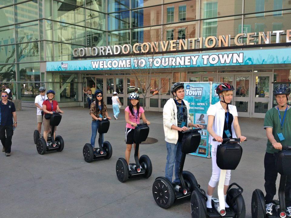 Colorado Segway Tours Denver Convention Center