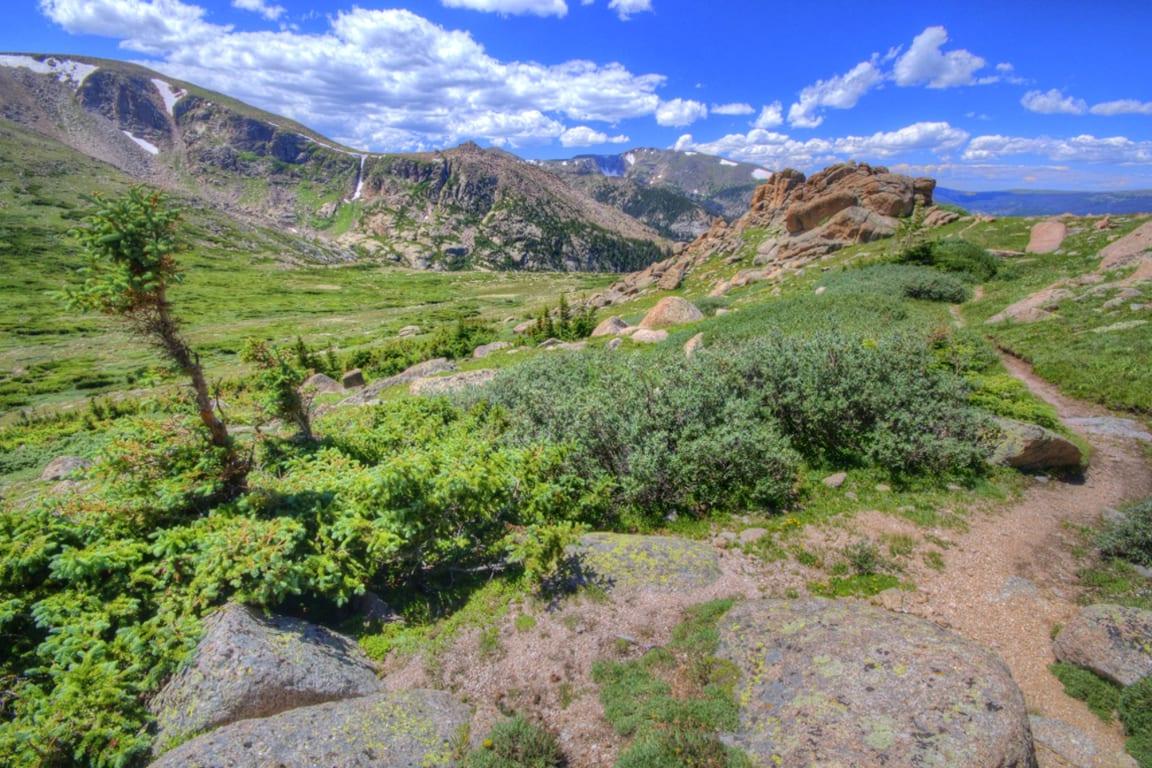 Comanche Peak Wilderness Stormy Peak Trail