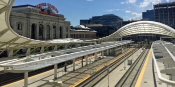 Denver Union Station Railroad Colorado