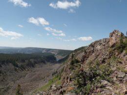 Crag Crest National Recreation Trail Colorado