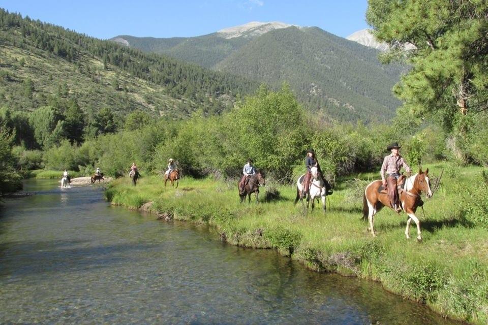 Deer Valley Ranch Horseback Riding Colorado