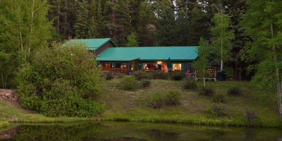 Elk Mountain Ranch Buena Vista Colorado