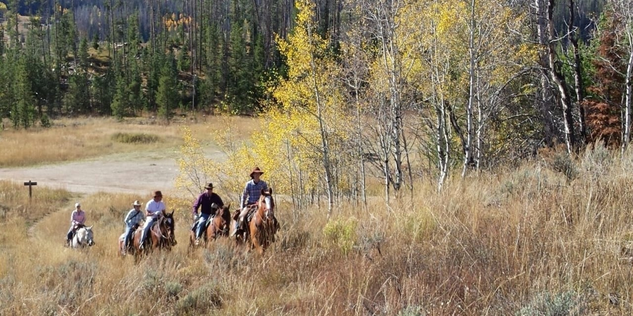 Elk River Guest Ranch Clark Colorado