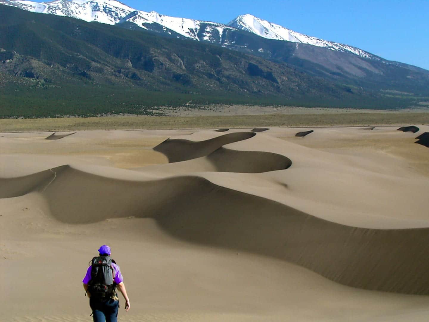 Great Sand Dunes Wilderness