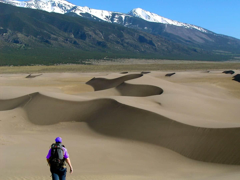 Great Sand Dunes Wilderness