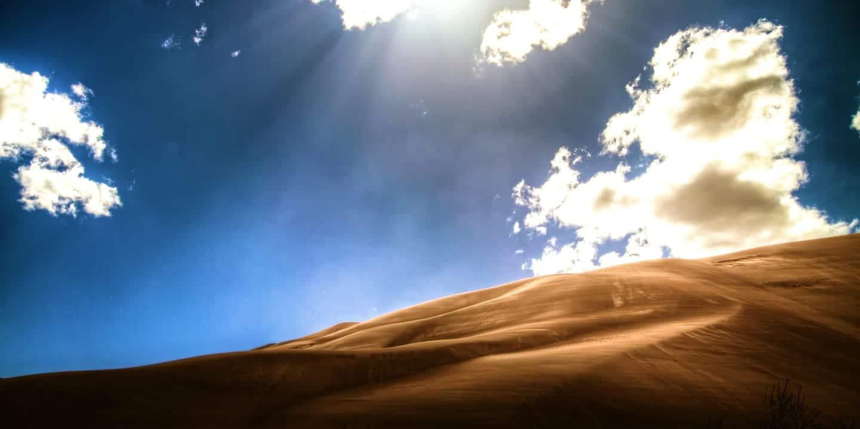 Great Sand Dunes Wilderness Colorado