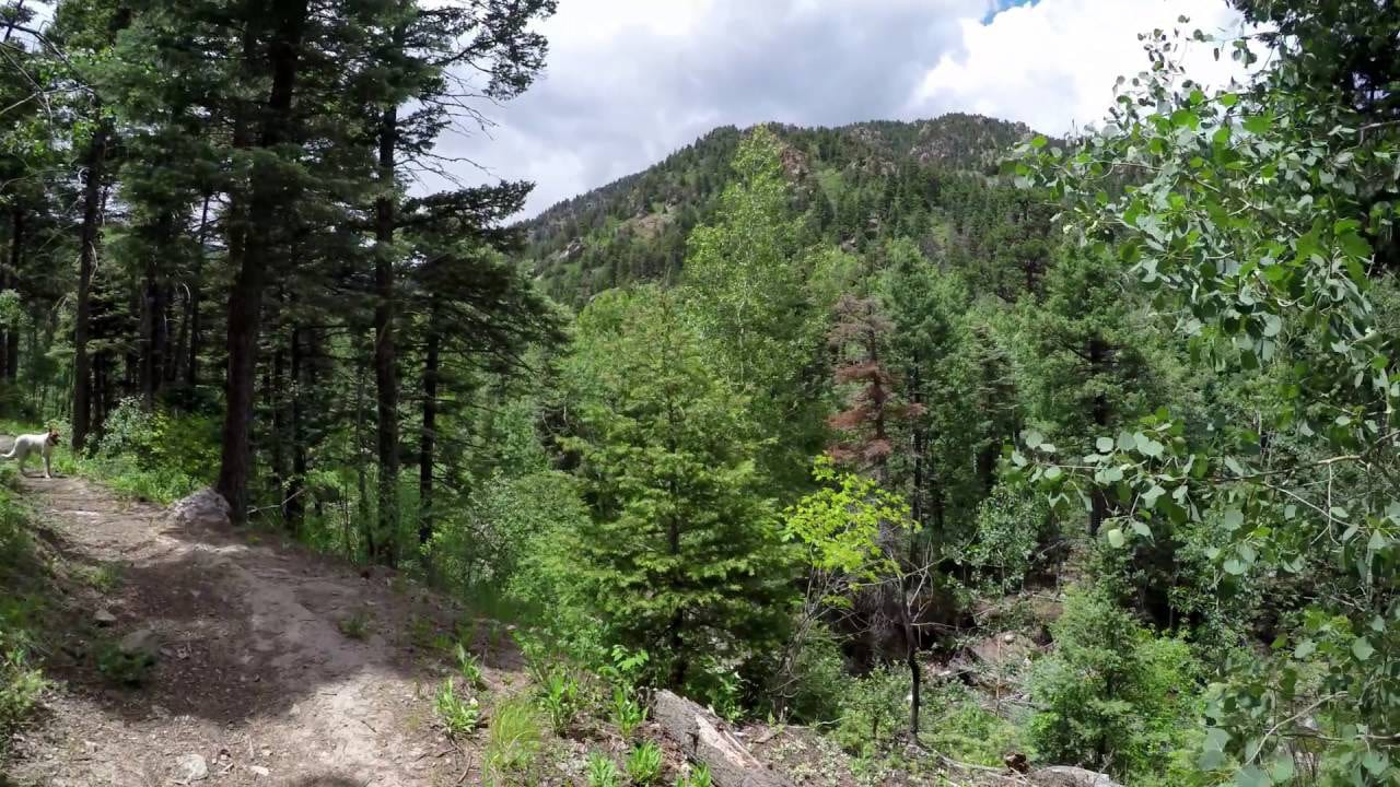 Greenhorn Mountain Wilderness
