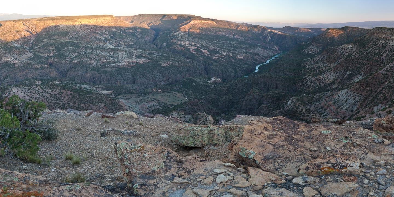 Gunnison Gorge Wilderness Colorado