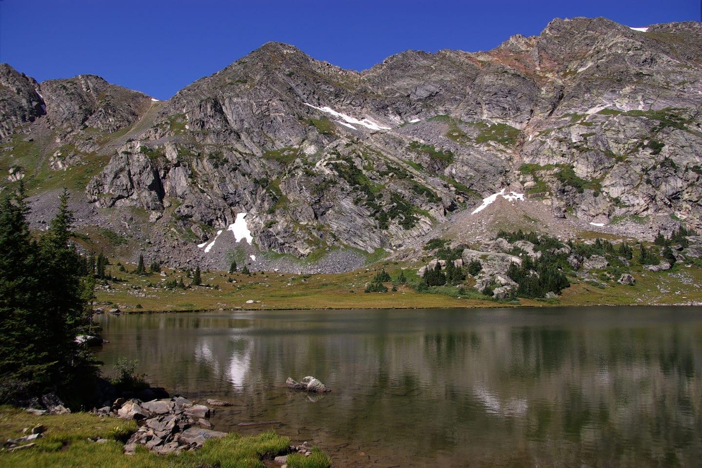 Holy Cross Wilderness Missouri Lakes Colorado