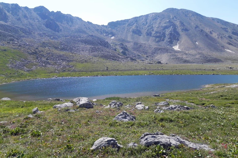 Hunter Fryingpan Wilderness Independence Lake