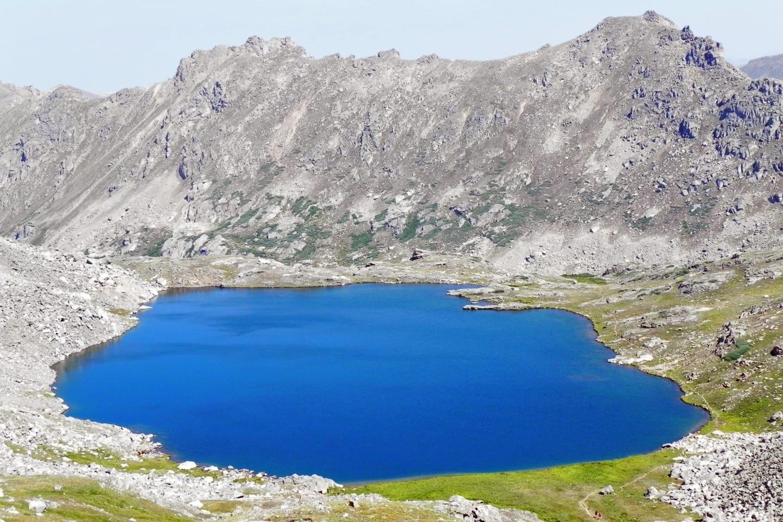 Hunter Fryingpan Wilderness Lost Man Lake Sawatch Range