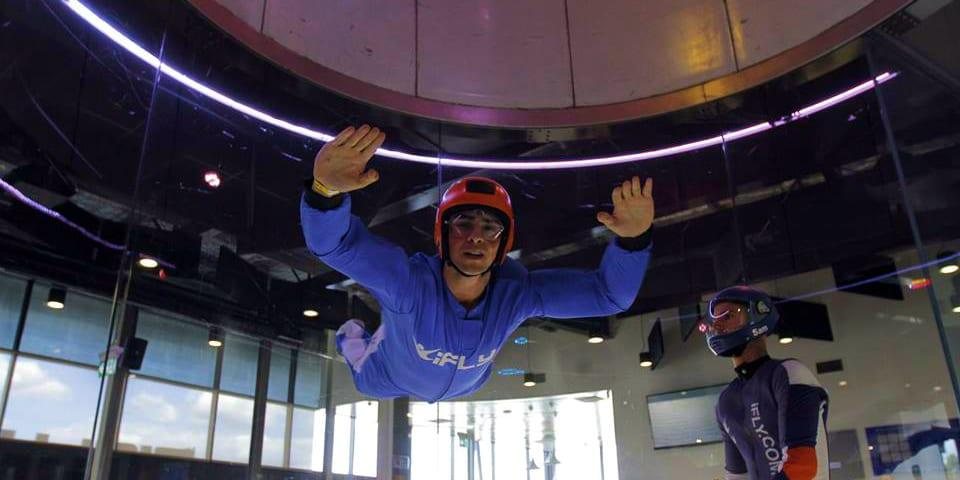iFLY Indoor Skydiving Lone Tree Colorado