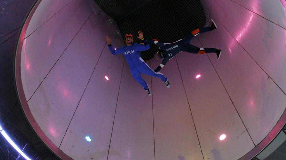 IFLY Indoor Skydiving Tunnel