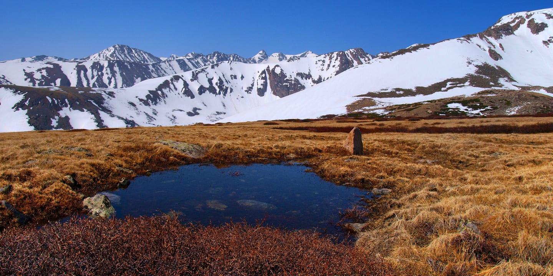Indian Peaks Wilderness Summer Colorado