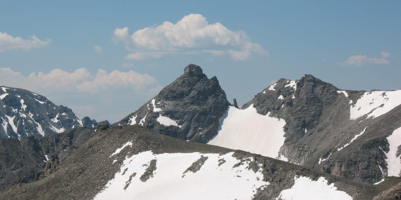 Indian Peaks Wilderness Navajo Peak