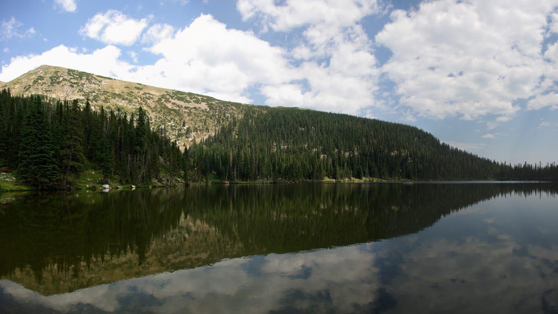 James Peak Wilderness Creator Lake