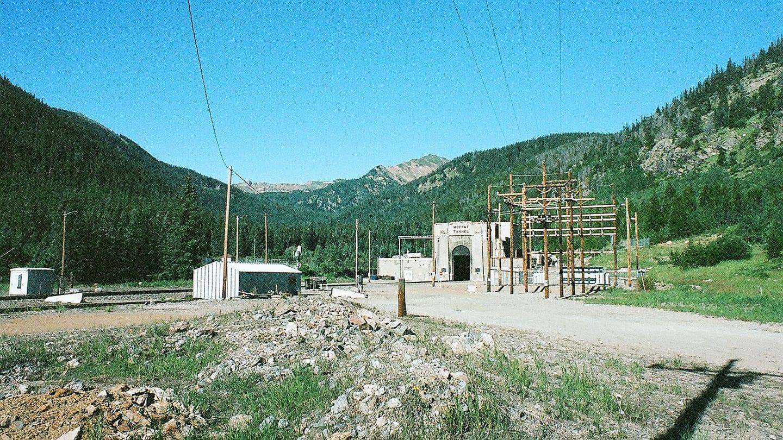 James Peak Wilderness Moffat Tunnel
