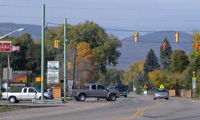 Laporte Colorado Westward