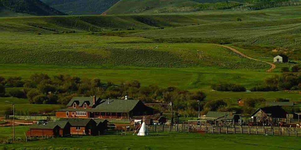 Laramie River Ranch Jelm Colorado