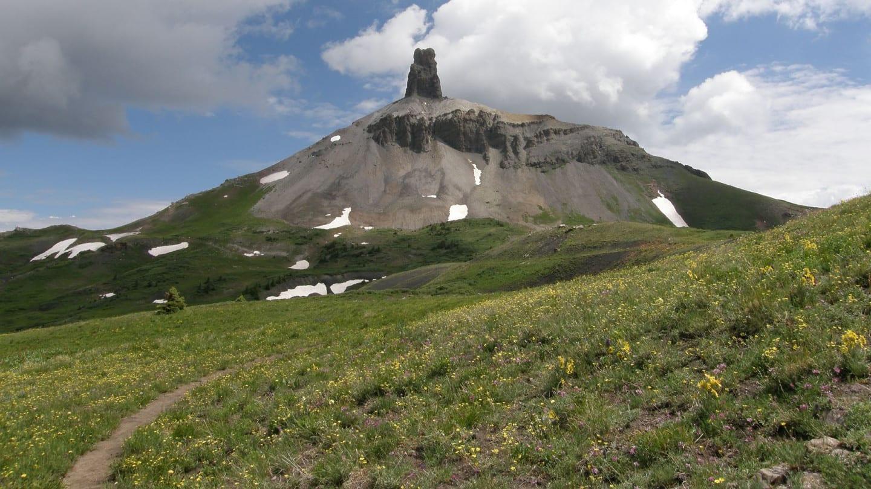 Lizard Head Peak Coloraod