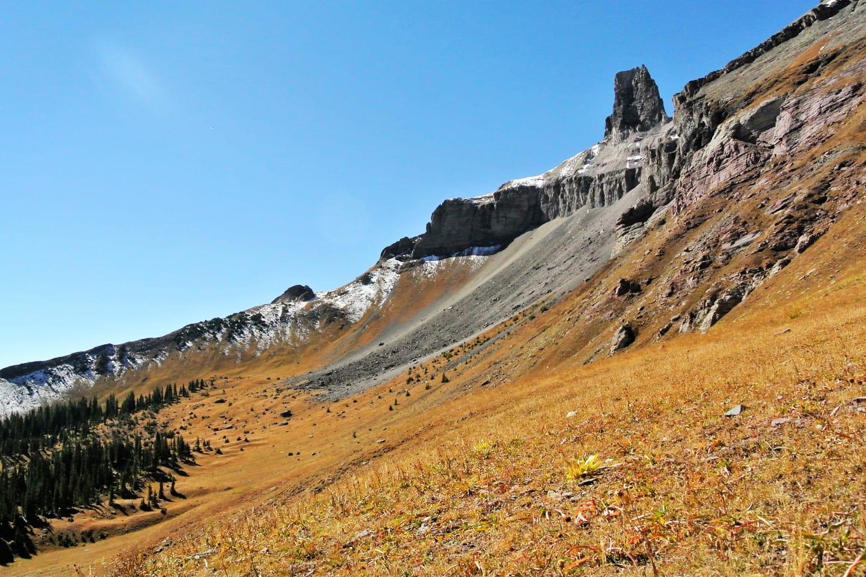 Lizard Head Peak Colorado