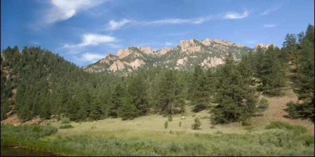 Lost Creek Wilderness Colorado