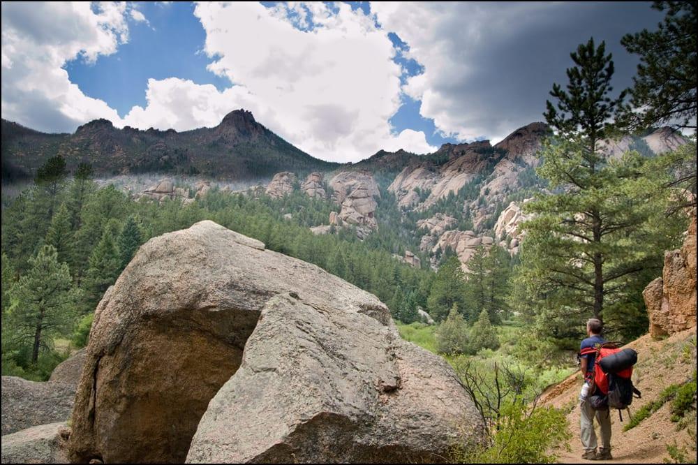 Lost Creek Wilderness Hiking Colorado