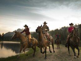 Lost Valley Ranch Horseback Riding Sedalia