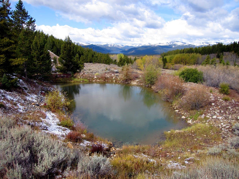 Mineral Belt National Recreation Trail Leadville Colorado