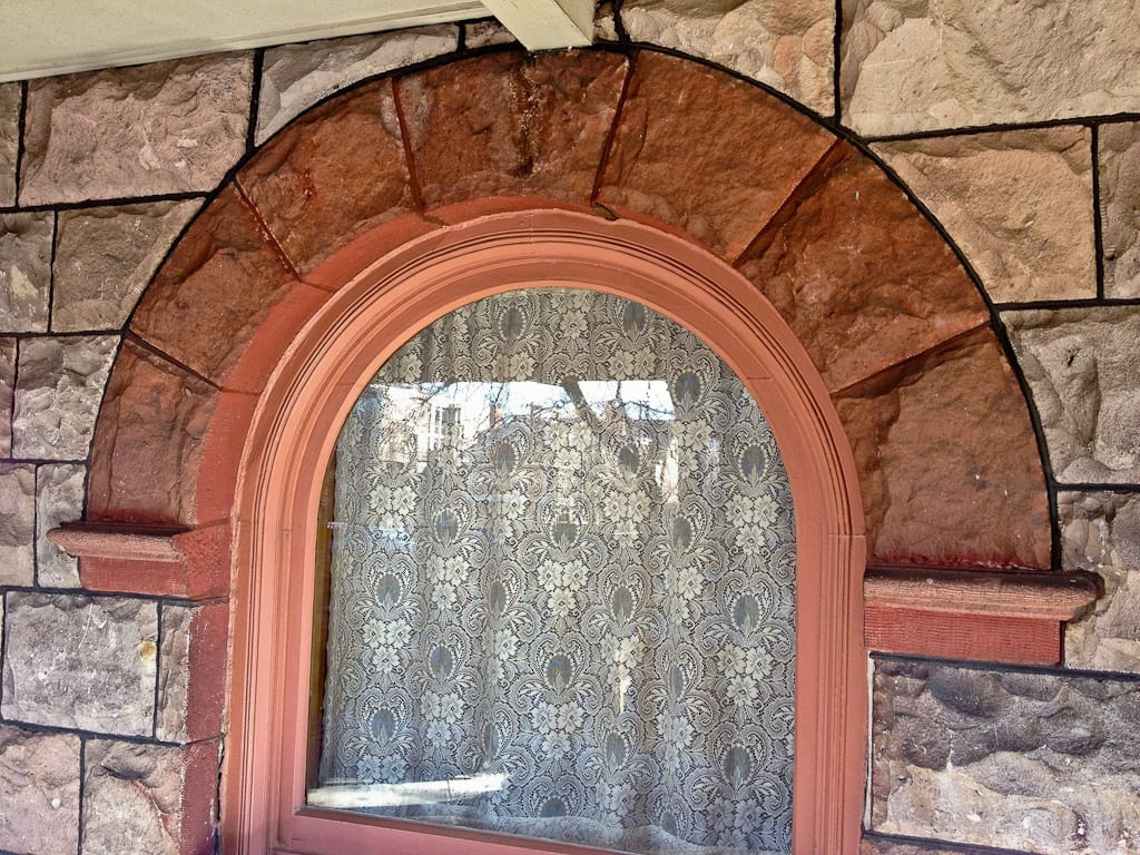 Molly Brown House Museum Window