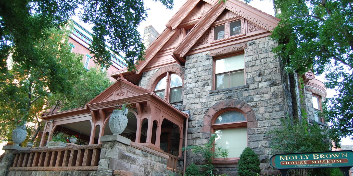 Molly Brown House Museum Denver Colorado