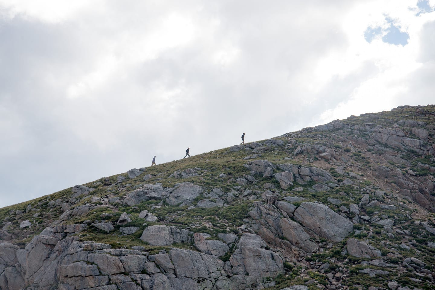 Mount Evans Trail Hiking