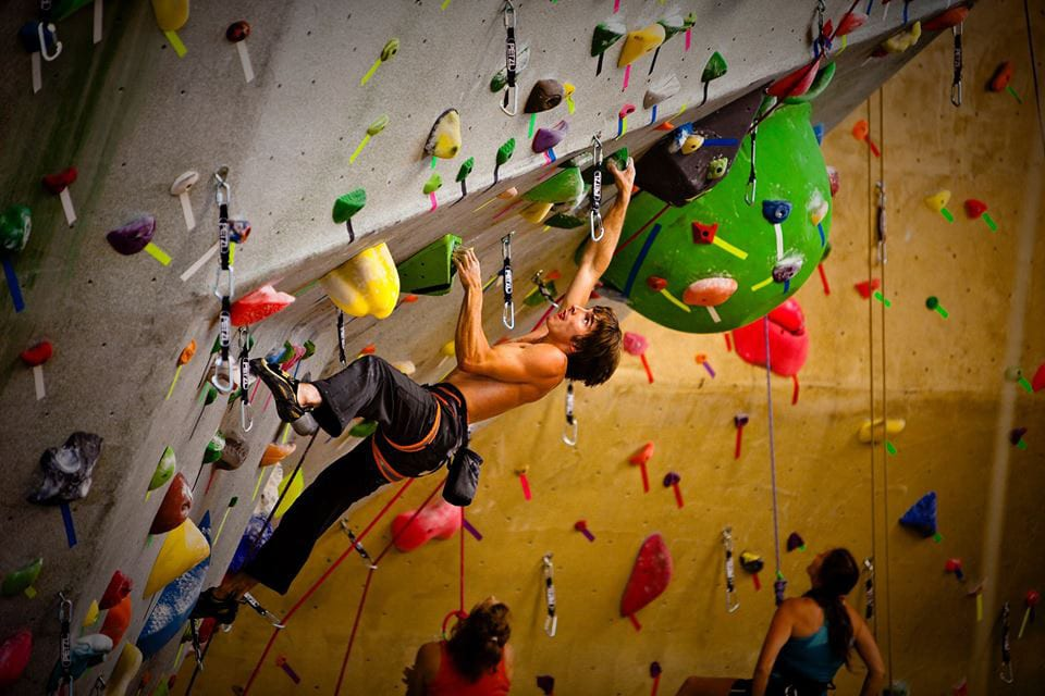 Movement Climbing Fitness Boulder Indoor Rock Climber