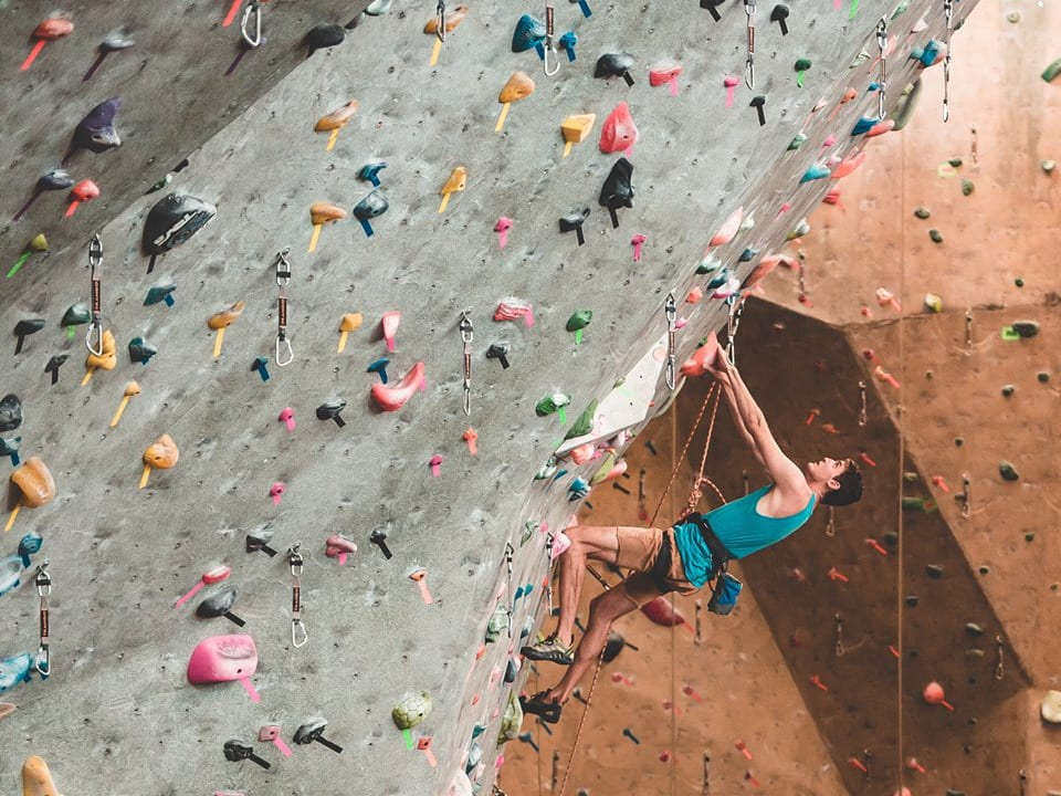 Movement Climbing Fitness Boulder Colorado