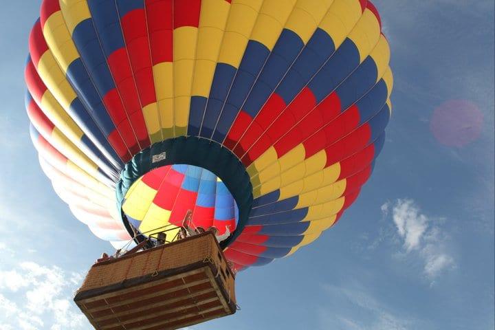 Rocky Mountain Balloon Adventures Colorado