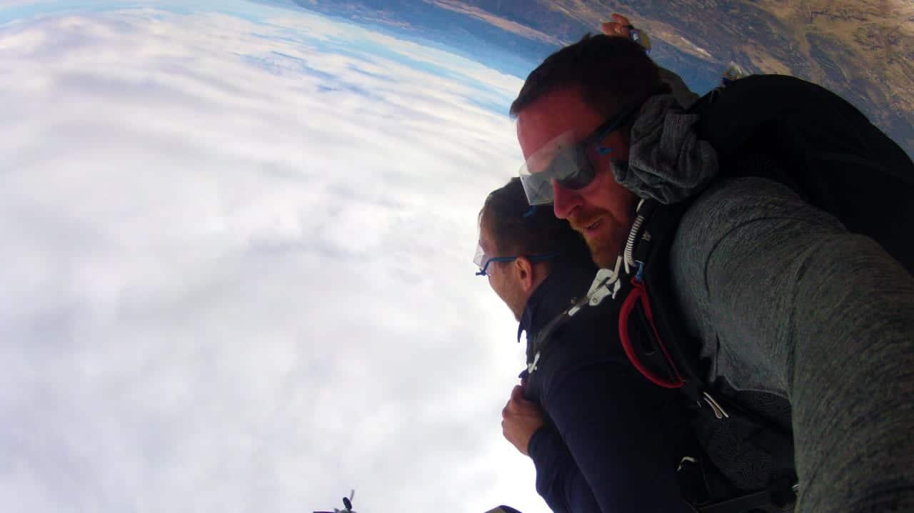 Skydive Colorado Airplane