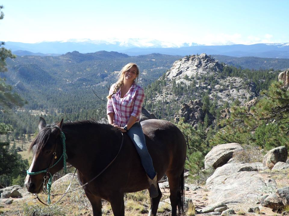 Sundance Trail Ranch Horseback Riding Colorado