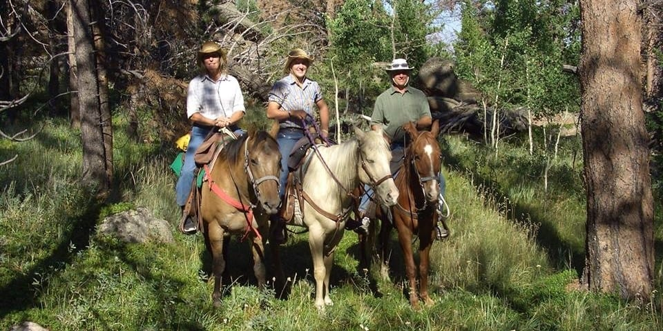 Sundance Trail Ranch Red Feather Lakes Colorado