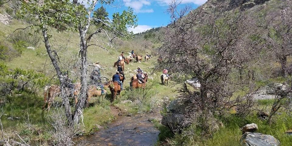 Sylvan Dale Guest Ranch Loveland Colorado