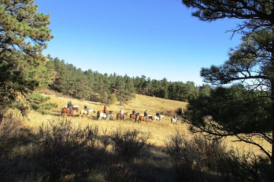 Sylvan Dale Guest Ranch Horseback Riding Loveland