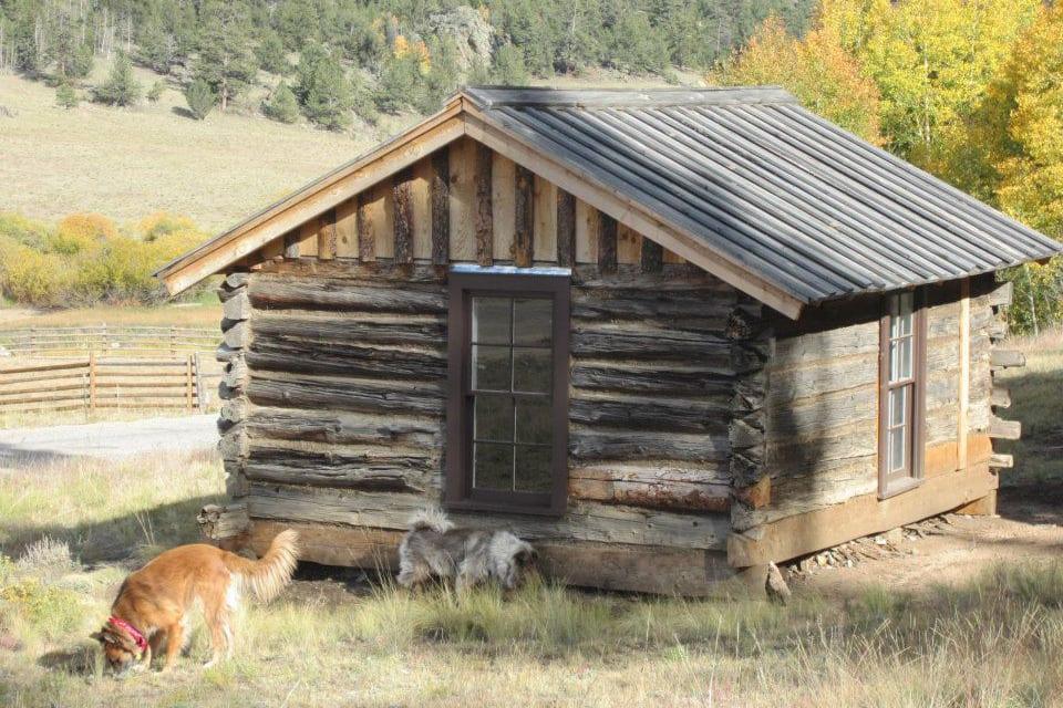 Tarryall River Ranch Cabin